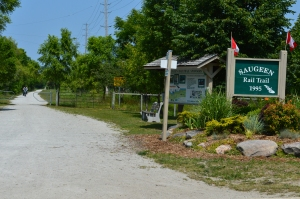 Port Elgin Trail Head