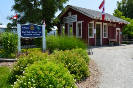 Whismur house port elgin history pictures